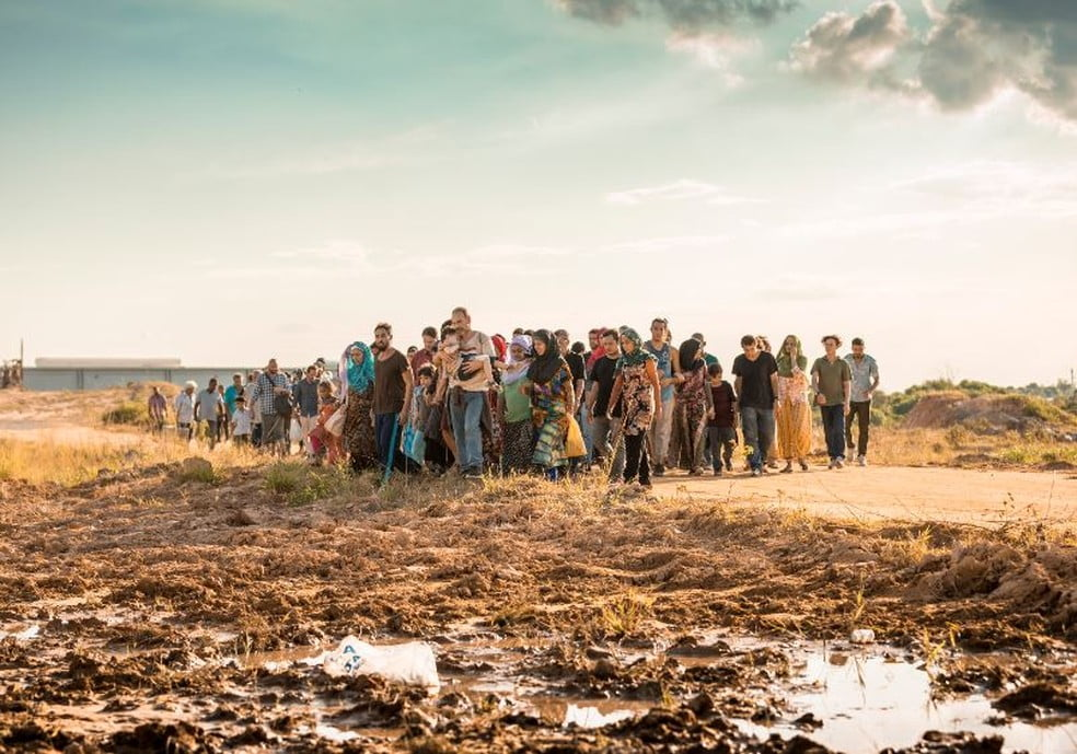 'Órfãos da Terra' foi exibida no horário das 6 em 2019 pela Globo — Foto: Globo/ Paulo Belote