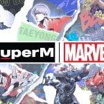 Marvel x SuperM: nova parceria revela produtos exclusivos