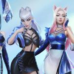 Música do grupo K/DA estará no jogo Just Dance