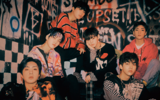 """Foto teaser """"Ugly Dance"""" do grupo ONF"""
