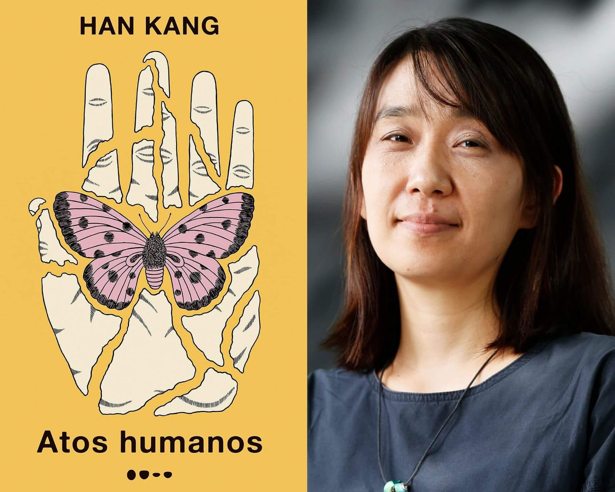 atos humanos novo livro hang kang