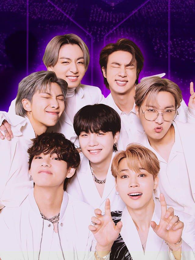 O que significa o Borahae (I Purple You) do BTS