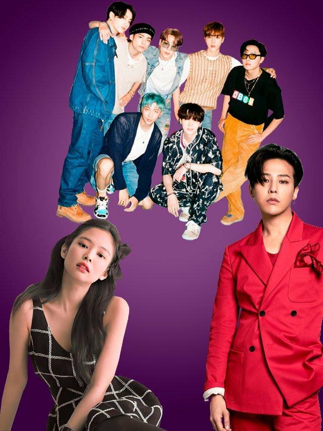 Onde moram os idols de K-pop?