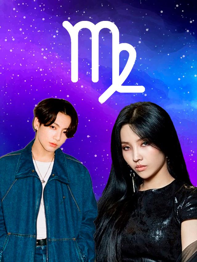 K-idols do signo de Virgem