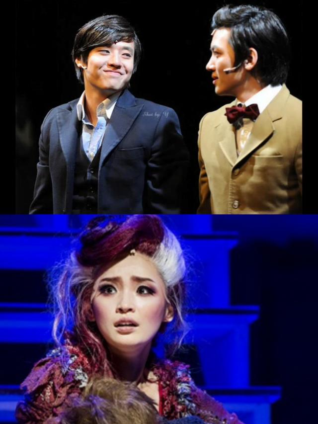 Atores de K-Dramas que começaram nos palcos de musicais